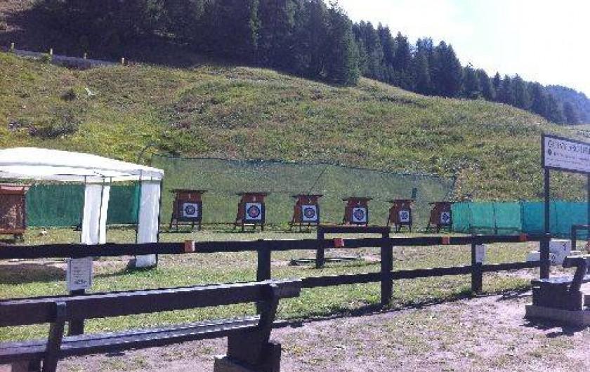 Location de vacances - Studio à La Foux d'Allos - Club de tir à l'arc