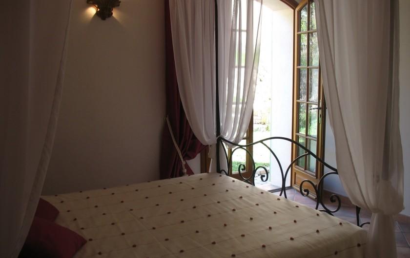 Location de vacances - Villa à Cannes - Hall d'entrée villa provençale