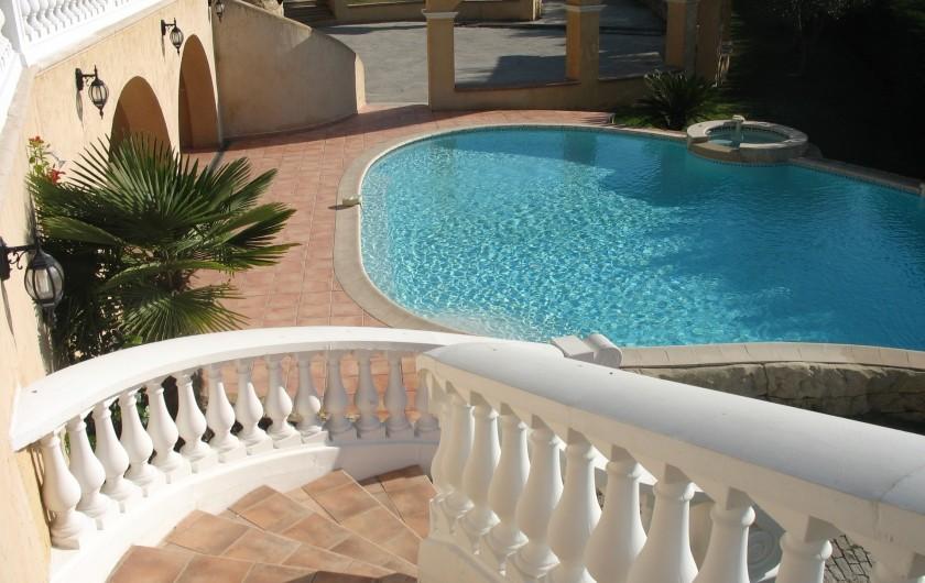 Location de vacances - Villa à Cannes
