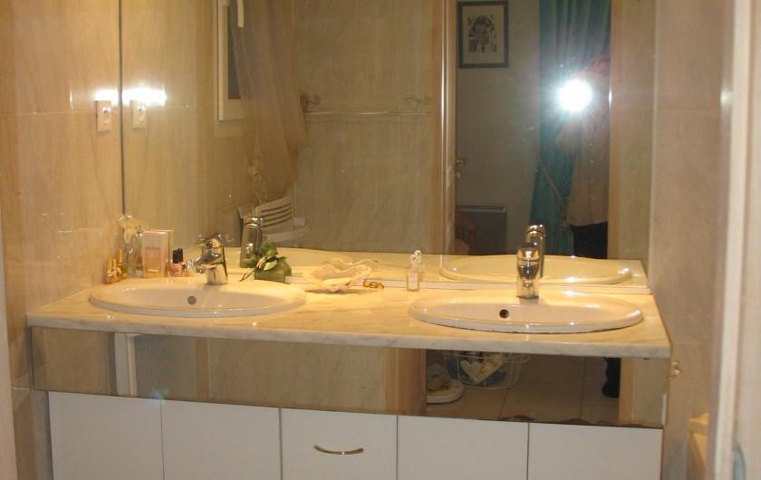 Location de vacances - Villa à Cannes - Salle à manger villa provençale