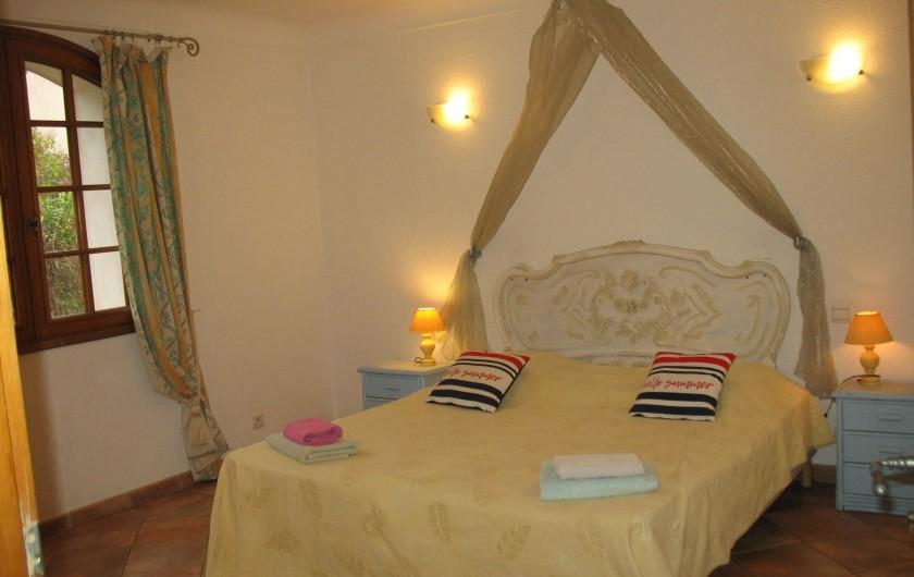 Location de vacances - Villa à Cannes - Chambre 5 étage