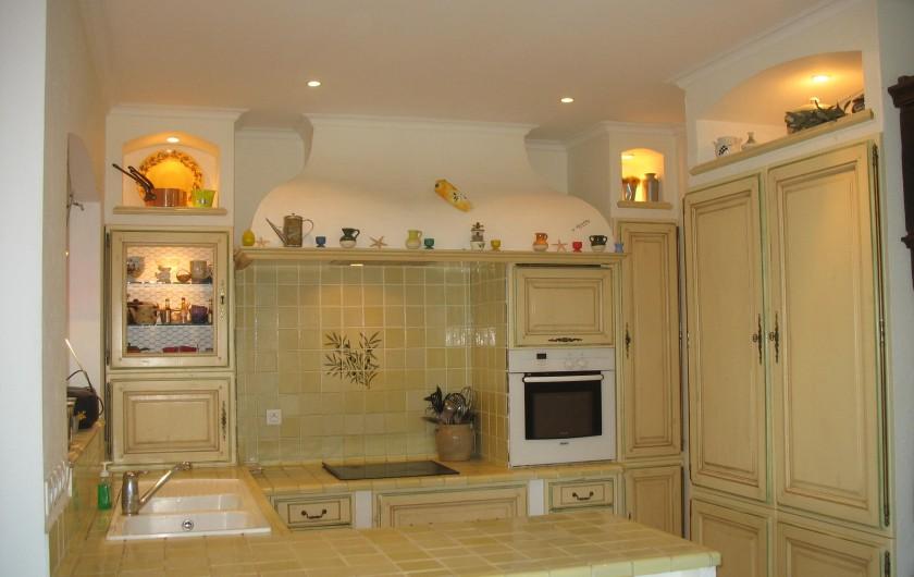Location de vacances - Villa à Cannes - séjour villa provençale
