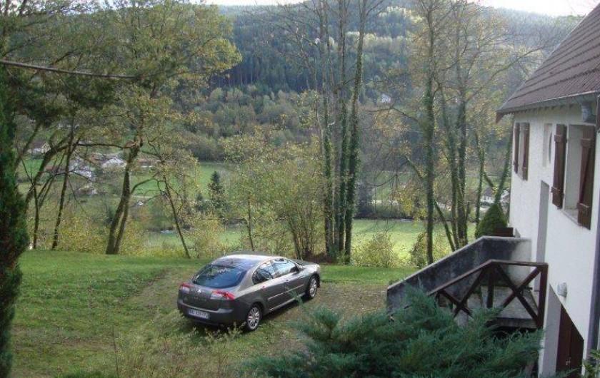 Location de vacances - Chalet à Rochesson