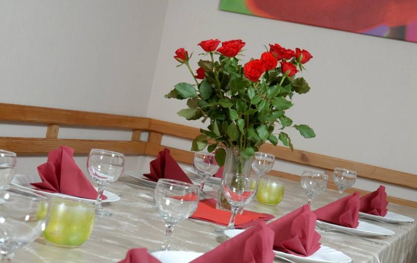 Location de vacances - Gîte à Malmedy - La cuisine