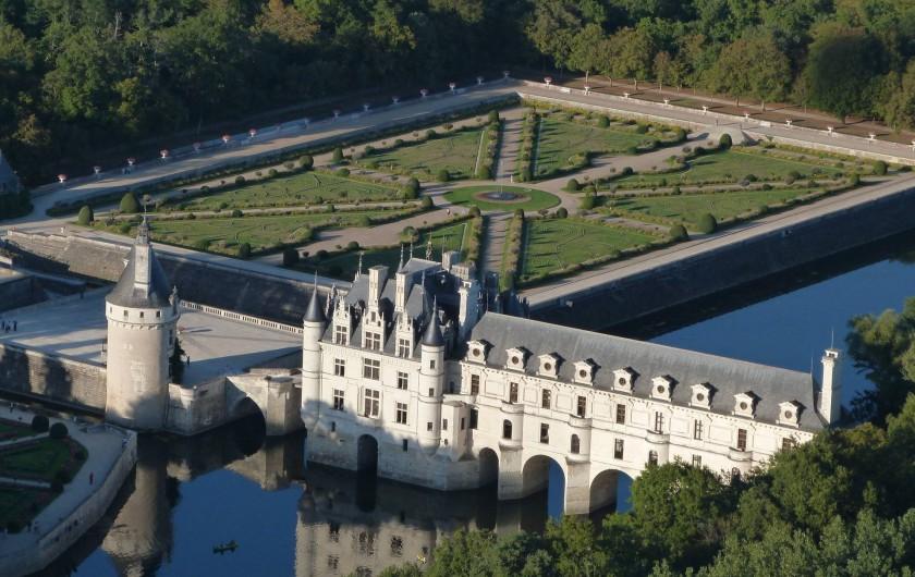 Location de vacances - Gîte à Bourré - Château de Chenonceau