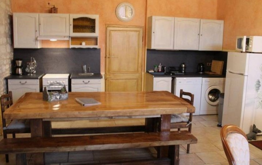 Location de vacances - Gîte à Bourré - La cuisine