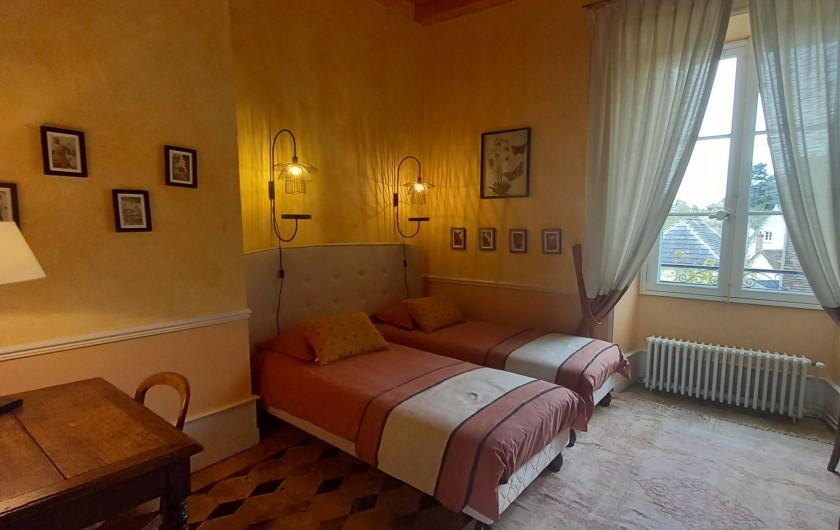 Location de vacances - Gîte à Bourré - Chambre 4