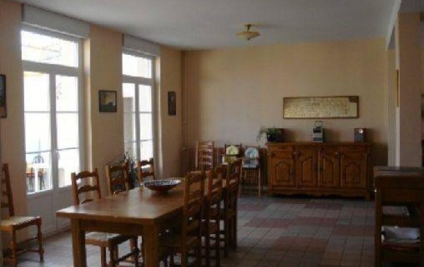 Location de vacances - Appartement à Lametz