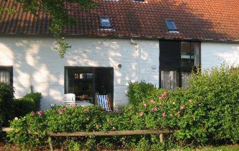 Location de vacances - Maison - Villa à Nieuport