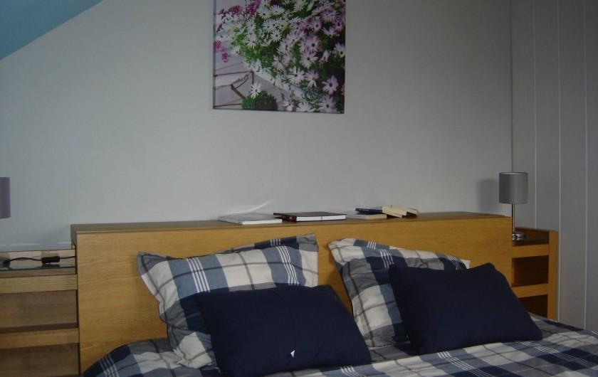 Location de vacances - Gîte à Aywaille - La chambre 2 personnes