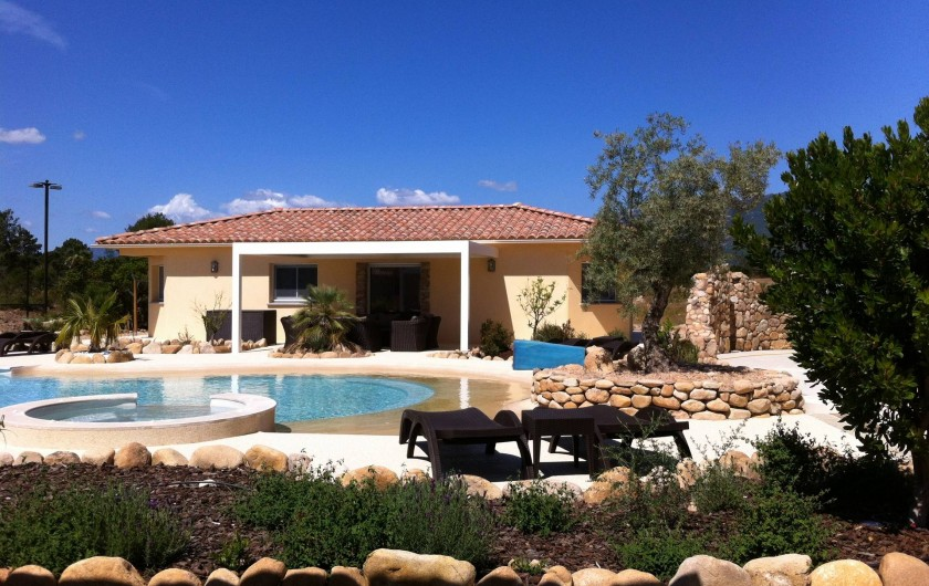 Location de vacances - Villa à Lecci - Villa Ouest