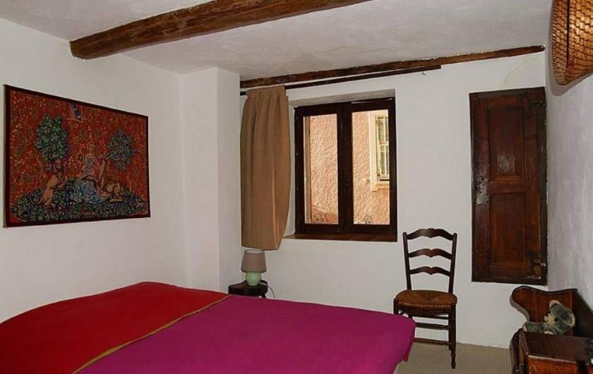 Location de vacances - Maison - Villa à Saint-Dalmas-le-Selvage - Chambre simple