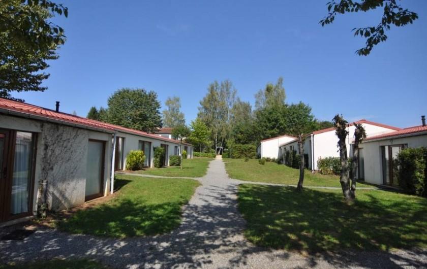 Location de vacances - Camping à Virton