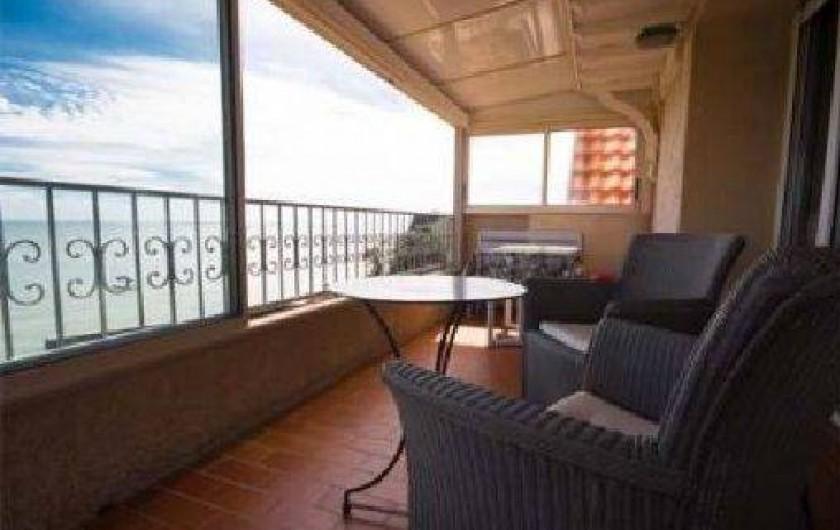 Location de vacances - Appartement à Saint-Palais-sur-Mer