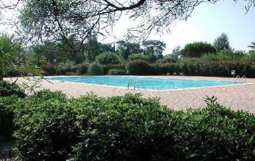 Location de vacances - Studio à Mandelieu-la-Napoule