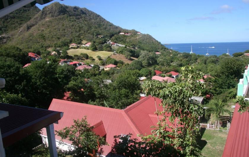Location de vacances - Appartement à Terre-de-Haut