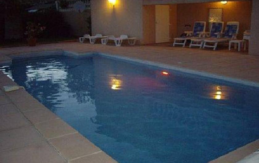 Location de vacances - Villa à Les Issambres - PISCINE PRIVEE