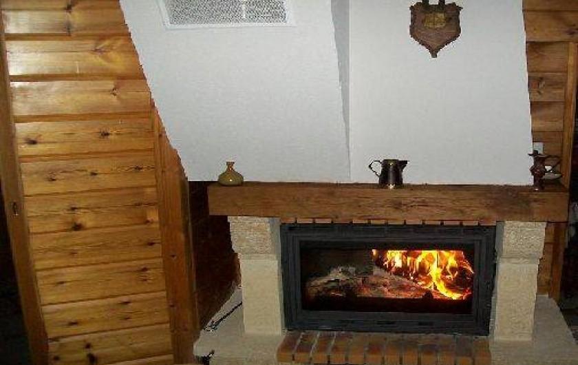 Location de vacances - Chalet à Cornimont