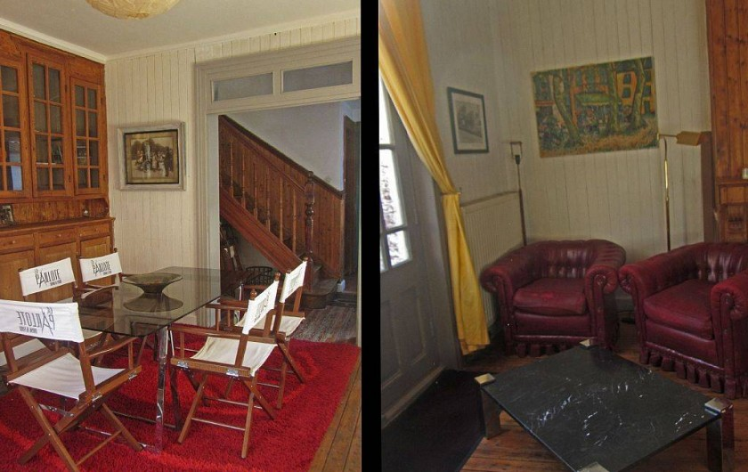 Location de vacances - Maison - Villa à Le Touquet-Paris-Plage - Maison JULIETTA -  7 couchages, 2chambres séparées/ cuisine équipée