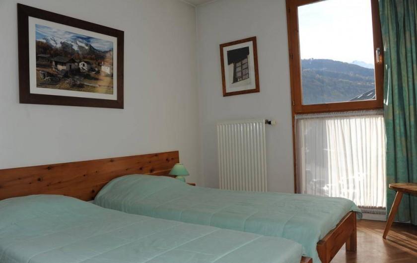Location de vacances - Appartement à Bourg-Saint-Maurice - chambre