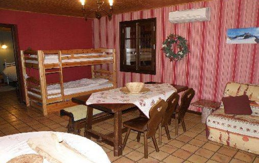 Location de vacances - Appartement à Morillon