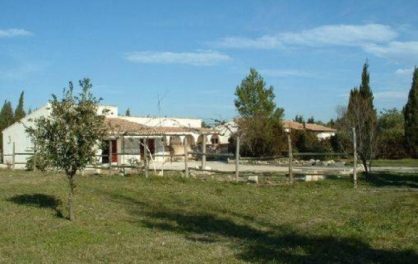 Location de vacances - Gîte à Tarascon