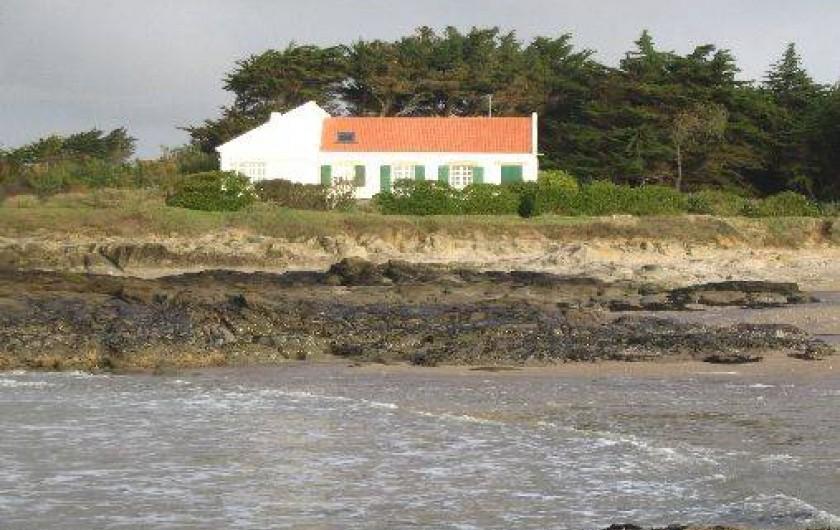 Location de vacances - Villa à Piriac-sur-Mer
