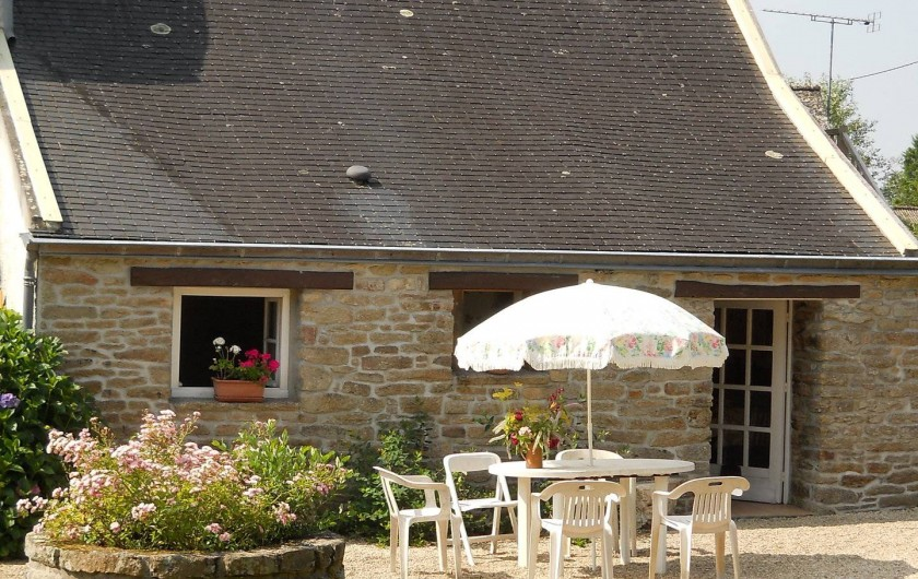 Location de vacances - Gîte à Rosporden