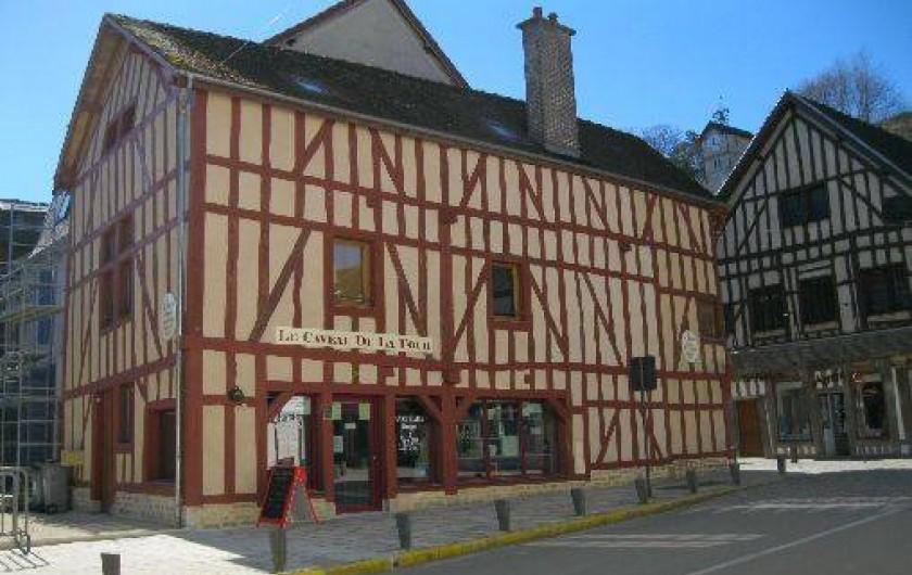 Location de vacances - Gîte à Bar-sur-Aube