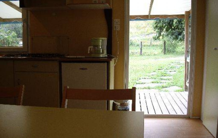 Location de vacances - Camping à Breitenbach