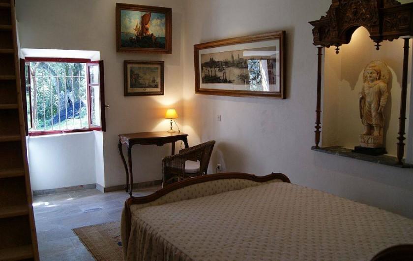 Location de vacances - Villa à Kassiopi - Villa Alexia. Chambre 1.