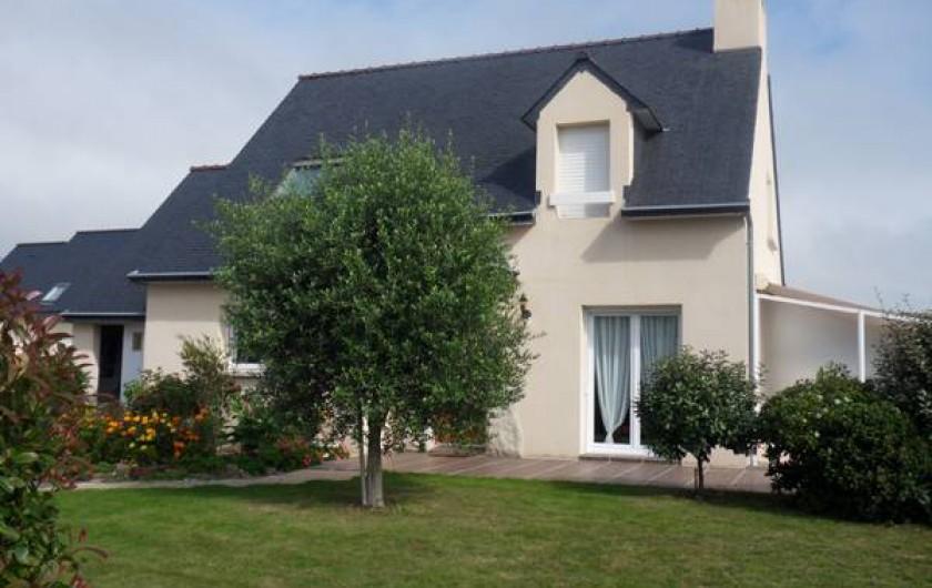Location de vacances - Maison - Villa à Erdeven - L'OLLIVIER