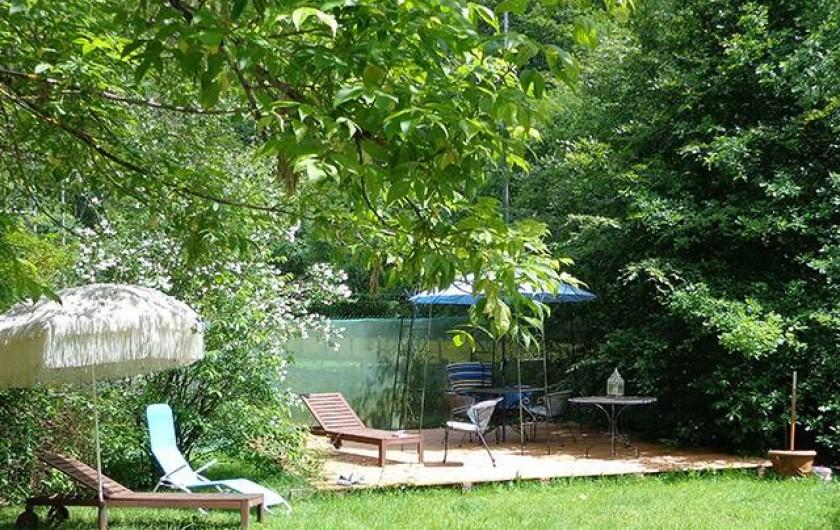 Location de vacances - Chambre d'hôtes à Martelange