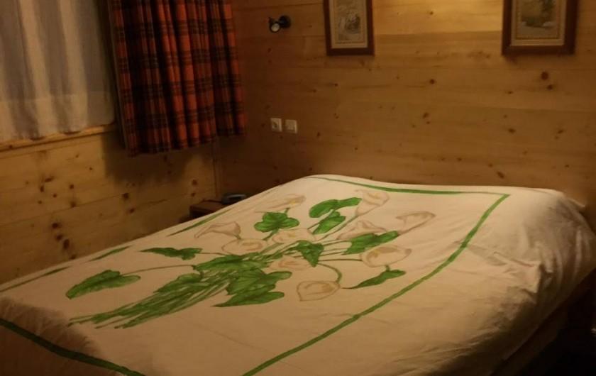 Location de vacances - Appartement à Méribel - 1 lit double ou 2 lits simples