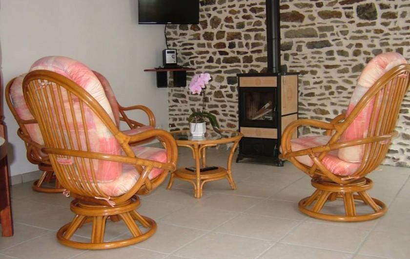 Location de vacances - Gîte à Dragey-Ronthon