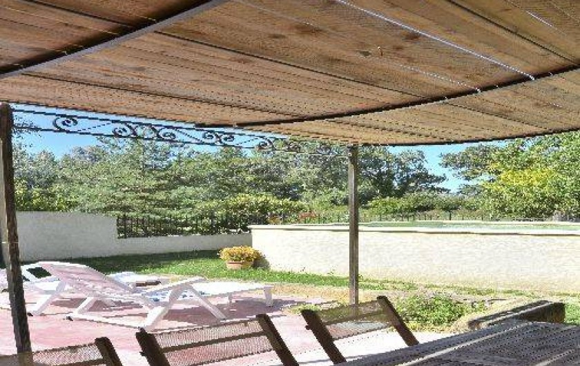 Location de vacances - Gîte à Tulette