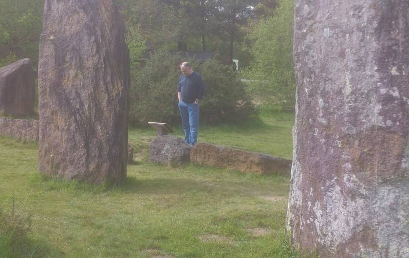 Location de vacances - Maison - Villa à Le Cleu - les pierres debout de Monteneuf