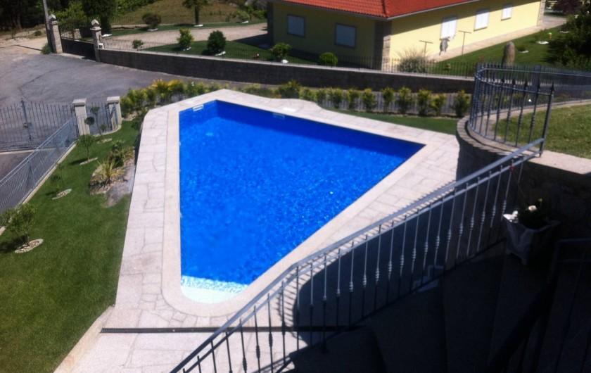 Location de vacances - Villa à Cabeceiras de Basto - Piscine