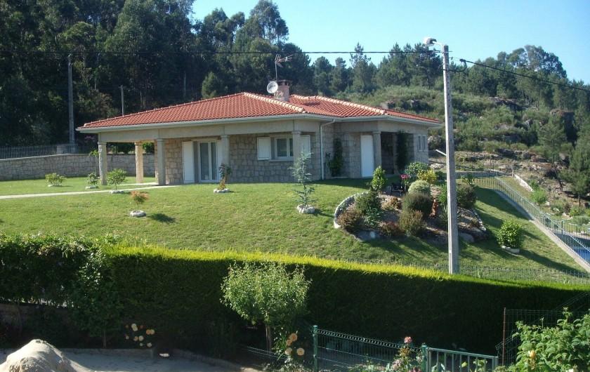 Location de vacances - Villa à Cabeceiras de Basto - Cote Sud