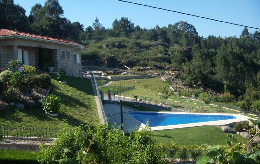 Location de vacances - Villa à Cabeceiras de Basto
