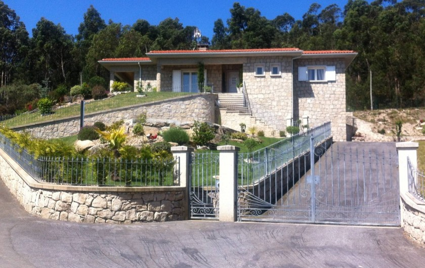 Location de vacances - Villa à Cabeceiras de Basto - Cote leve du soleil