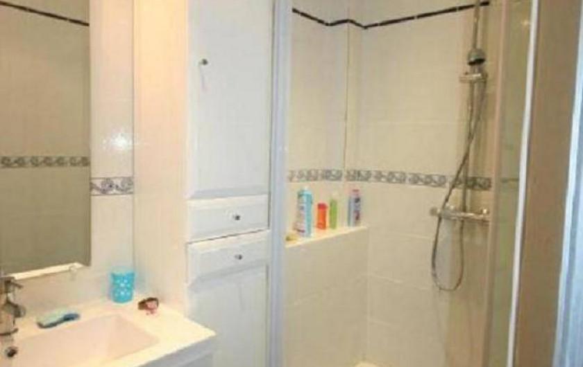 Location de vacances - Appartement à Cassis - SALLE DE BAIN