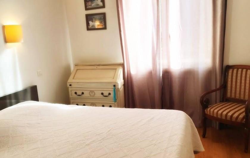 Location de vacances - Appartement à Cassis - LA CHAMBRE N°1