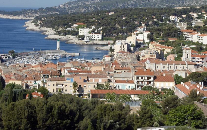 Location de vacances - Appartement à Cassis - CASSIS