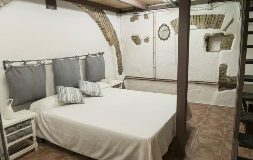 Location de vacances - Appartement à Castelló d'Empúries - Chambre 1