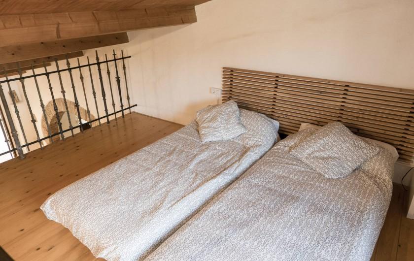 Location de vacances - Appartement à Castelló d'Empúries - Chambre 2