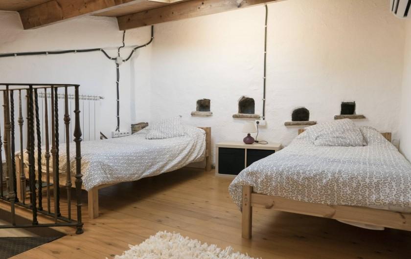 Location de vacances - Appartement à Castelló d'Empúries - Chambre 4