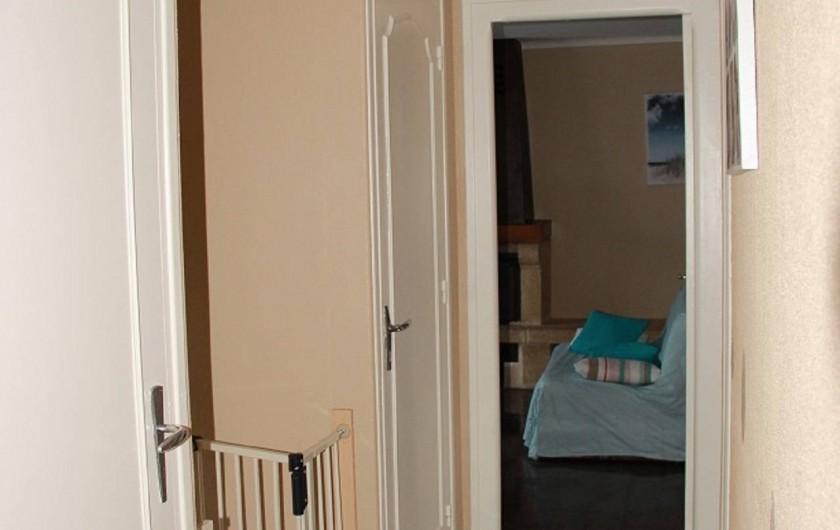 Location de vacances - Maison - Villa à Saint-Trojan-les-Bains - Couloir