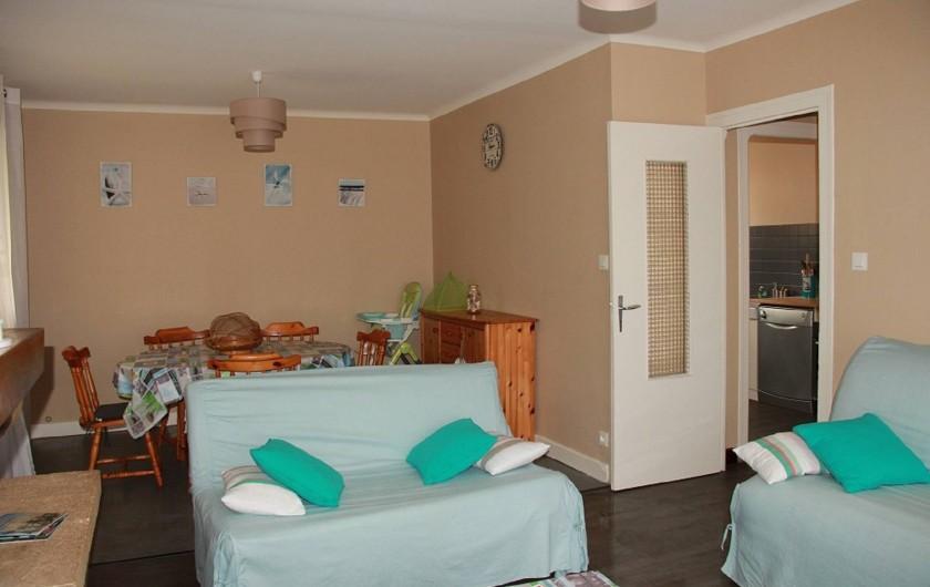 Location de vacances - Maison - Villa à Saint-Trojan-les-Bains - Salle à manger
