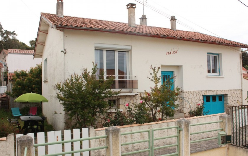 Location de vacances - Maison - Villa à Saint-Trojan-les-Bains - La maison